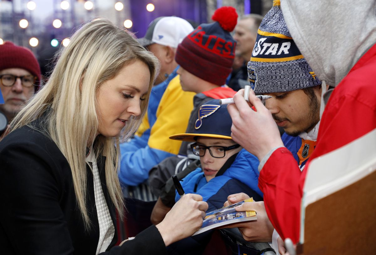 2020 NHL All-Star - Red Carpet Arrivals