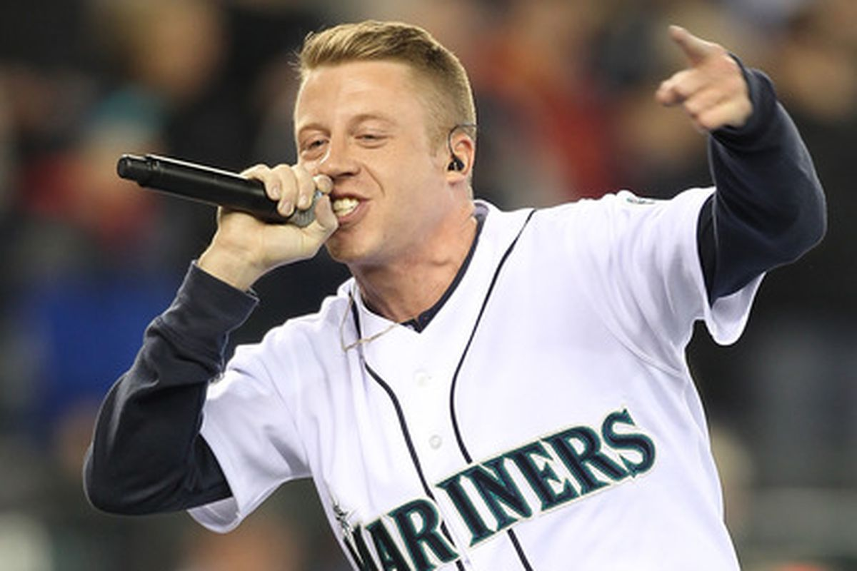 Macklemore supports the You Can Play project