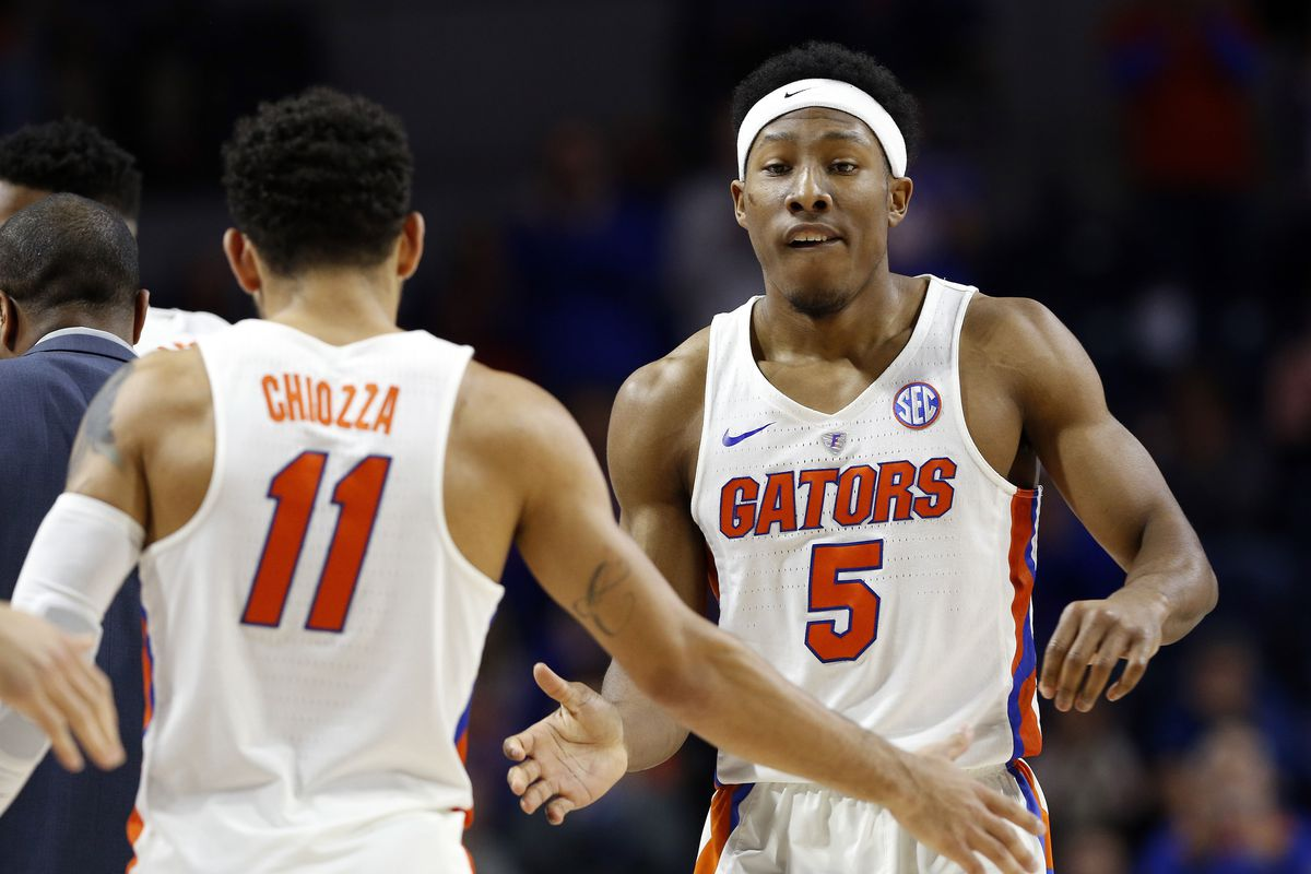 competitive price fc8be 0341d Florida 72, James Madison 63: Gators edge Dukes on another ...