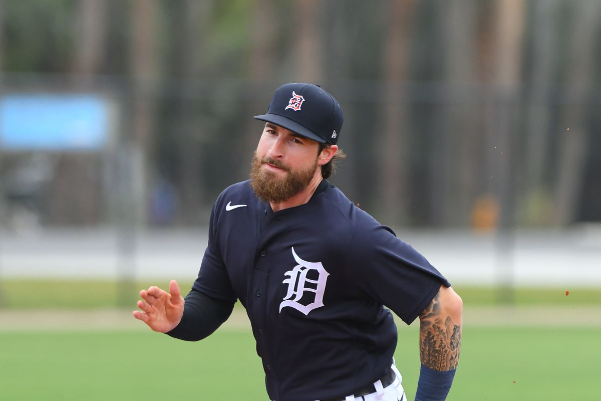Detroit Tigers Spring Workout