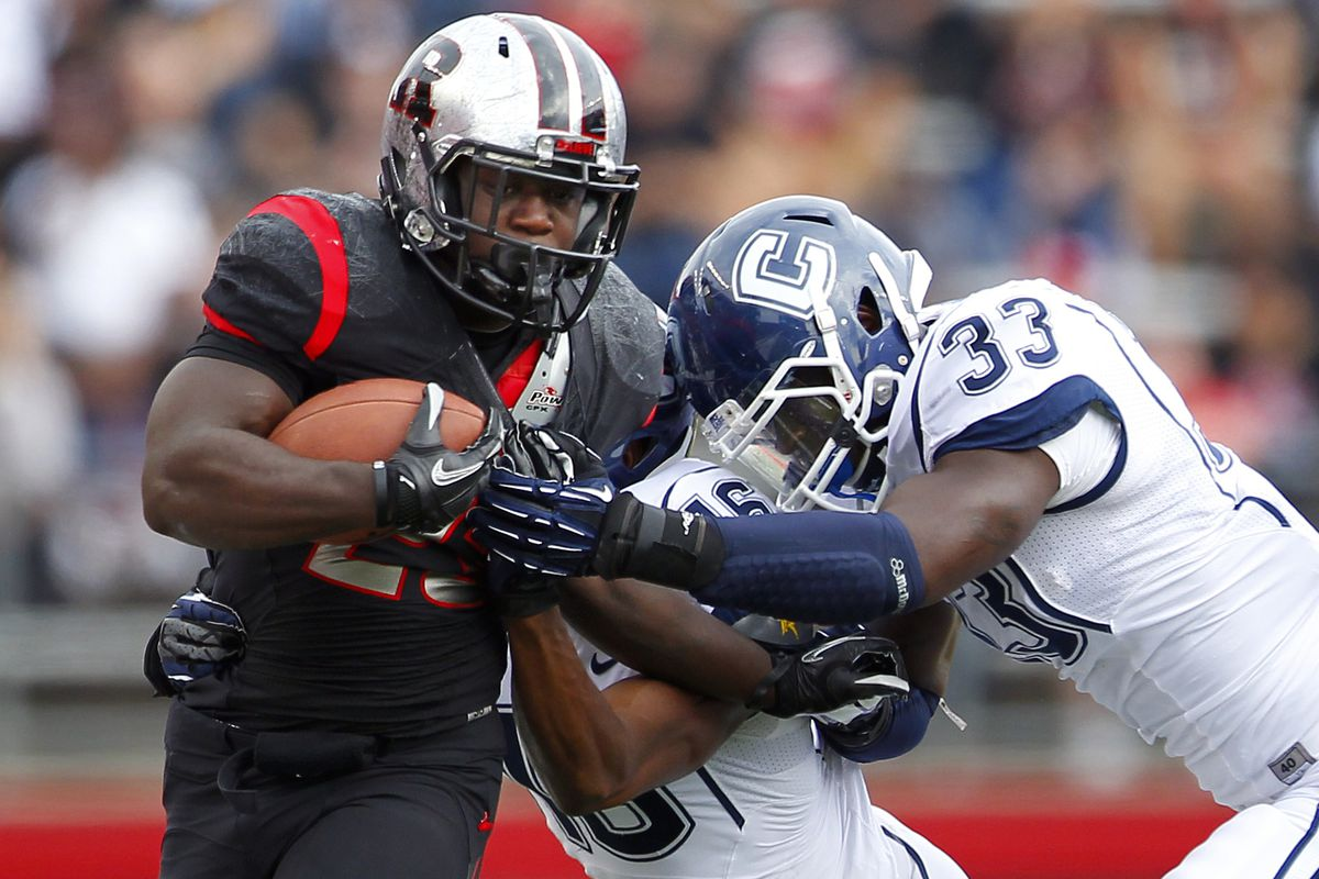 Uconn Vs Rutgers 2012 Results Scarlet Knights Stay Unbeaten With