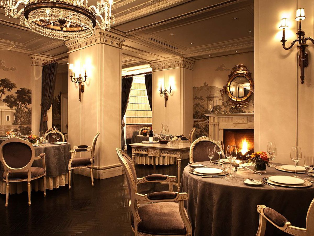 Places To Dine Out On Christmas Day In Dc Eater Dc