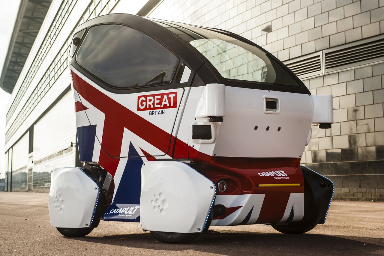 UK gives thumbs-up to driverless cars — but first come the ...