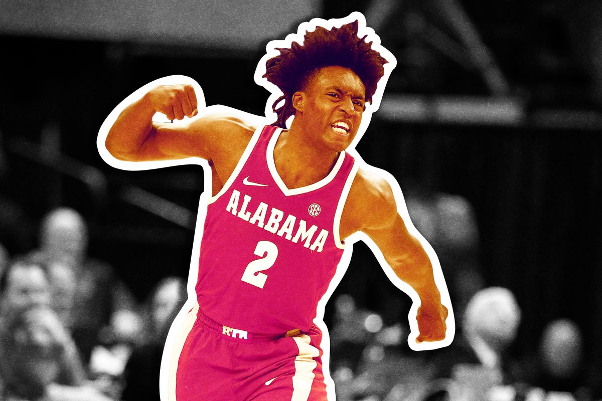 1364b756495c Collin Sexton Is the Best One-Man Show in March Madness. Alabama s freshman  phenom willed the Crimson Tide ...