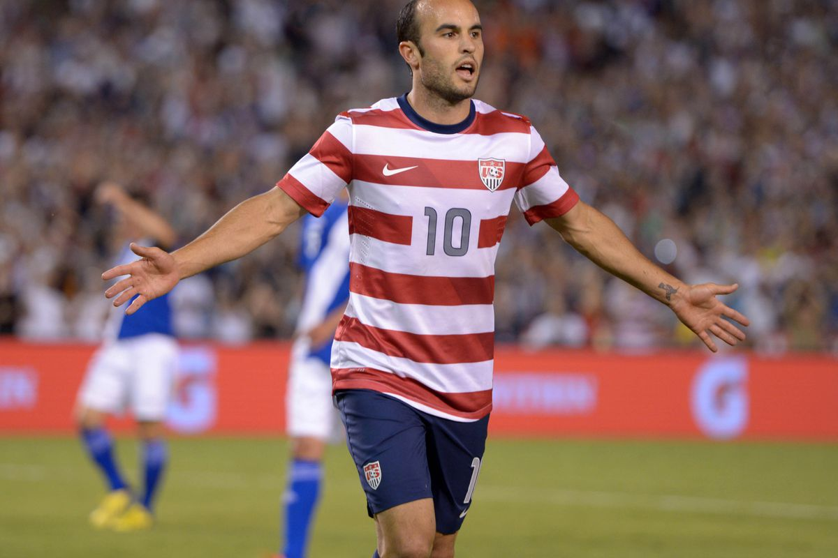 whether or not jurgen klinsmanns decision to leave landon donovan at home is justified twitter has made up its mind