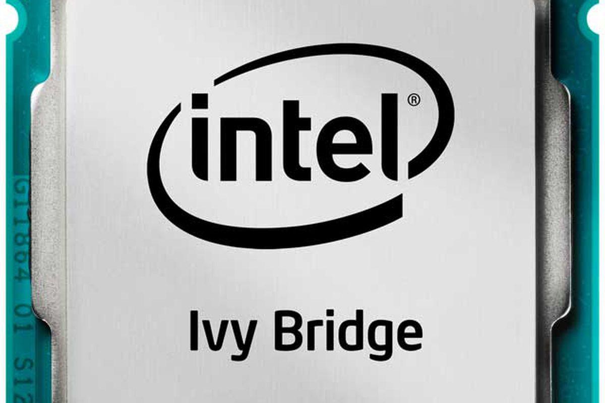 Intel Ivy Bridge Core 3rd generation
