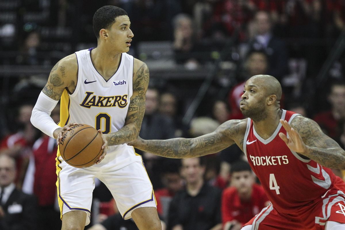 Lakers vs. Rockets Final Score: Kyle Kuzma's big night ...