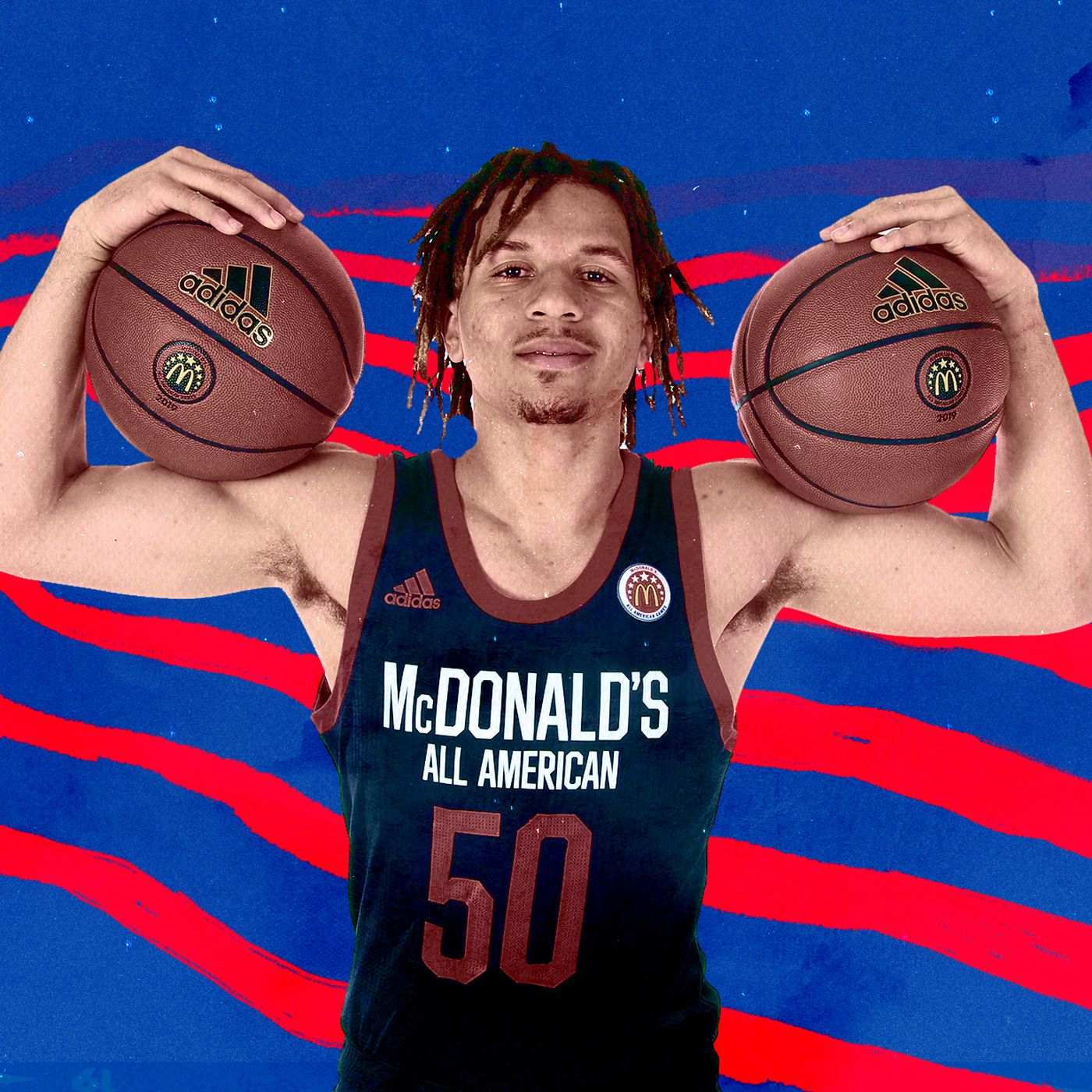 Cole Anthony gives North Carolina the perfect recruit at the ...