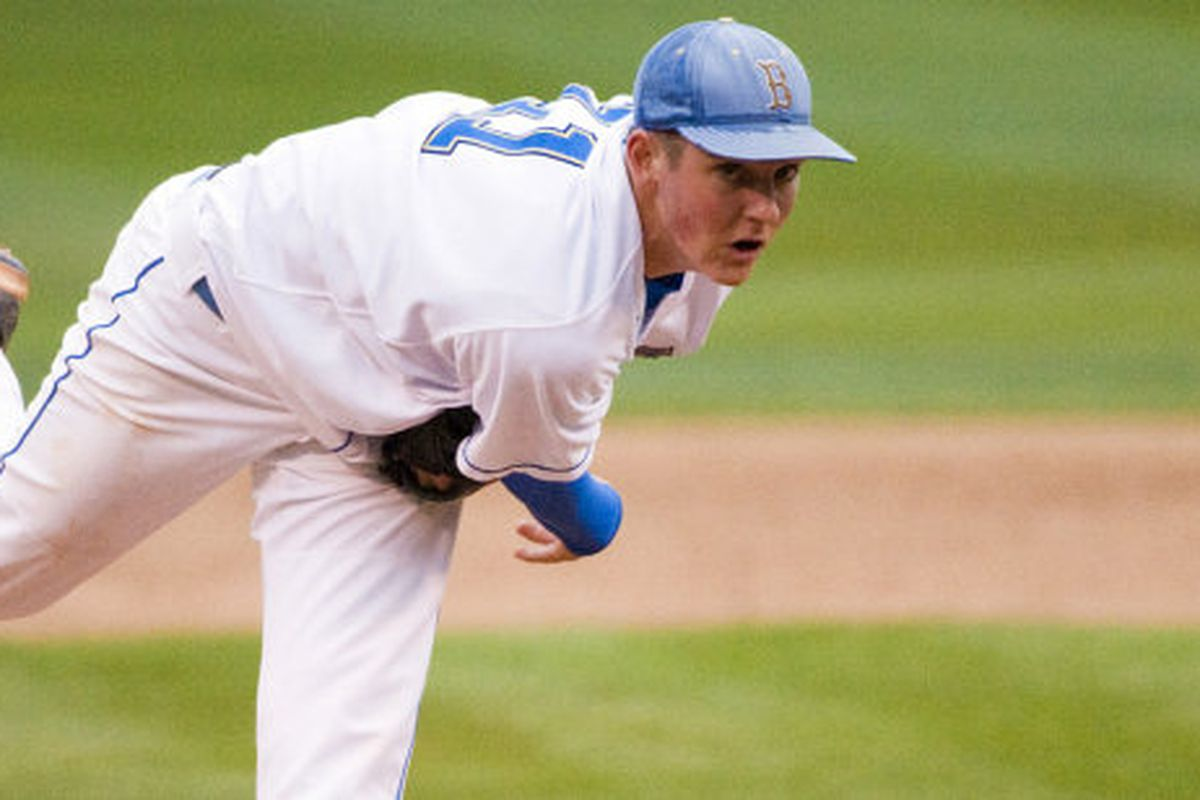 Trevor Bauer will do his best to even up the series for the Bruins (Photo Credit: Official Site)