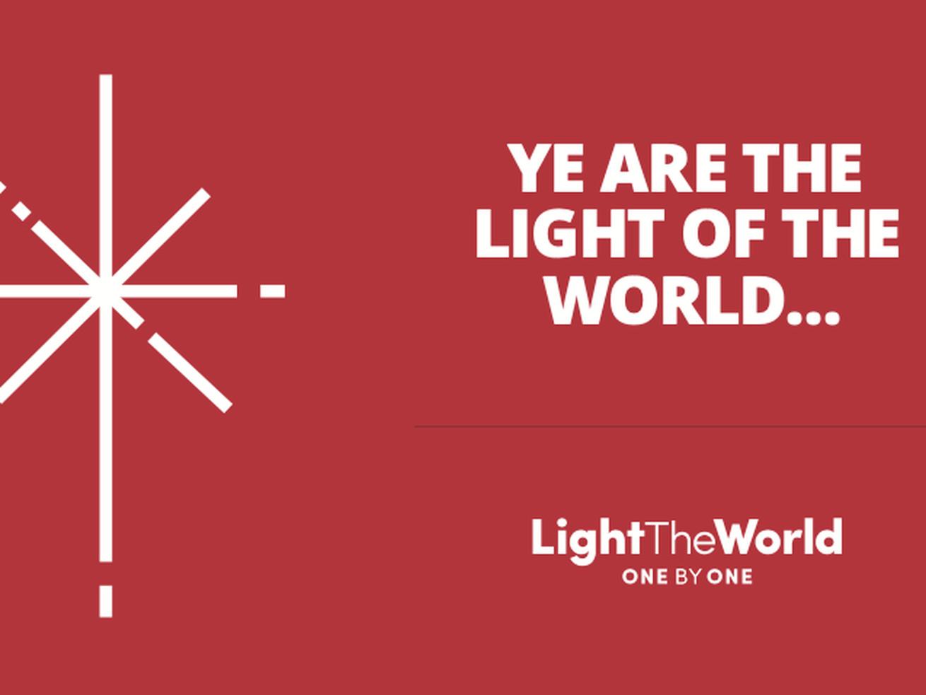 President Nelson builds bridge from #GiveThanks to #LightTheWorld