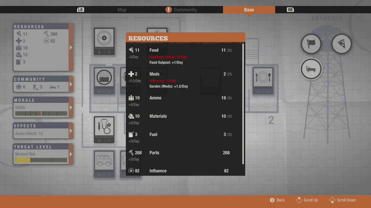 State of Decay 2 beginner's guide - Polygon on destiny map size, red dead redemption map size, tomb raider map size, grand theft auto iv map size, sunset overdrive map size, forza horizon 2 map size, star citizen map size, just cause 3 map size, x rebirth map size, unturned map size, minecraft map size, the witcher map size, wasteland 2 map size, rage map size, deadlight map size, h1z1 map size, game of thrones map size, 7 days to die map size, open world map size, the forest map size,