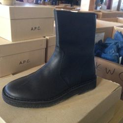 Boots, $100