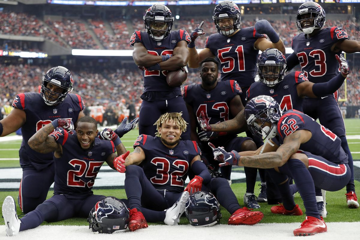 Image result for texans vs browns 2018