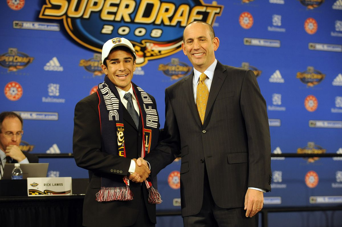 2008 MLS SuperDraft