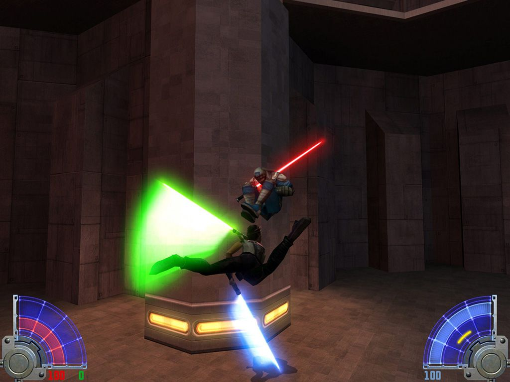 Star Wars Jedi Knight: Jedi Academy screenshot 1024