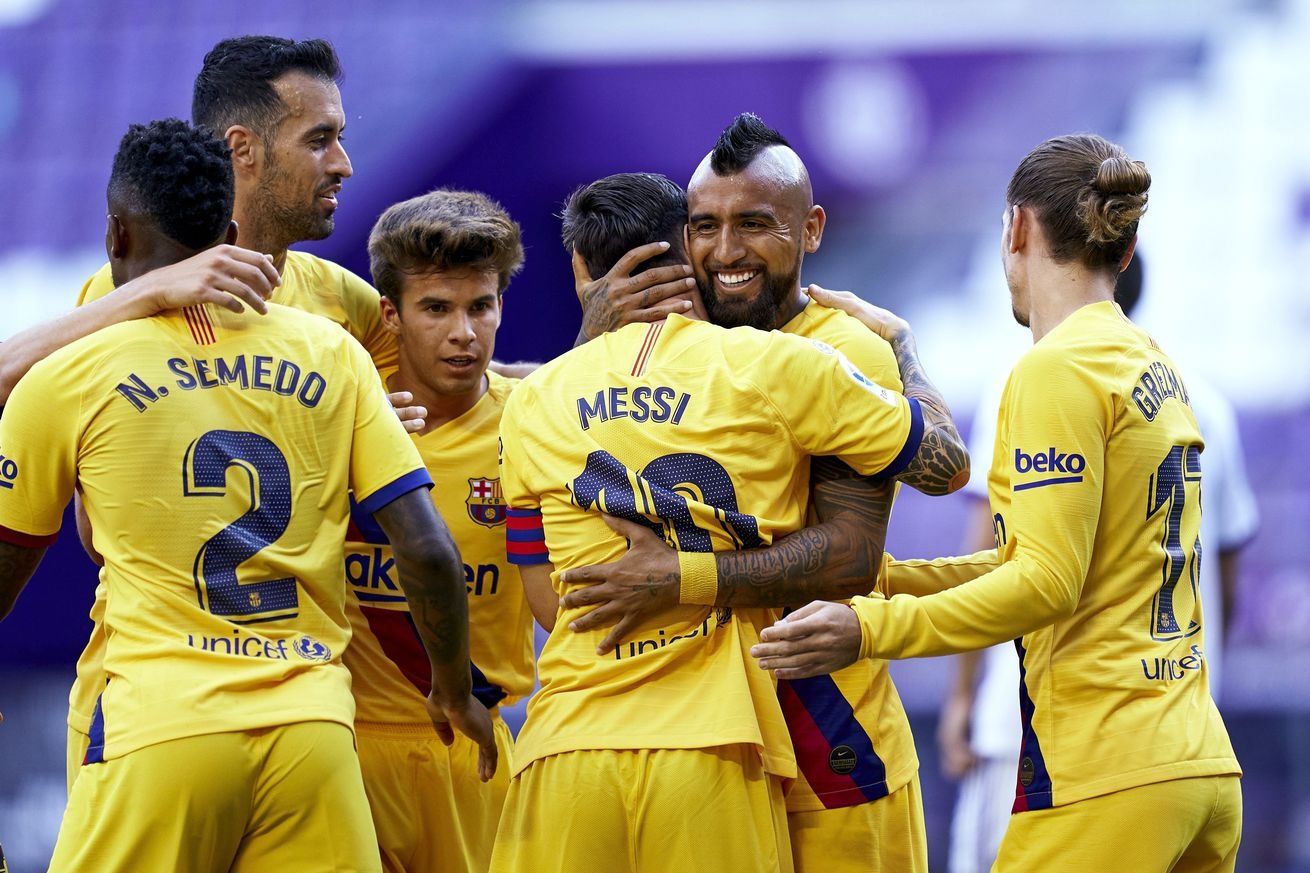 Five talking points from Real Valladolid 0-1 Barcelona