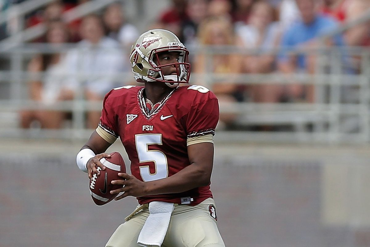 Jameis Winston and the Florida State Seminoles lead the CGB Top 25