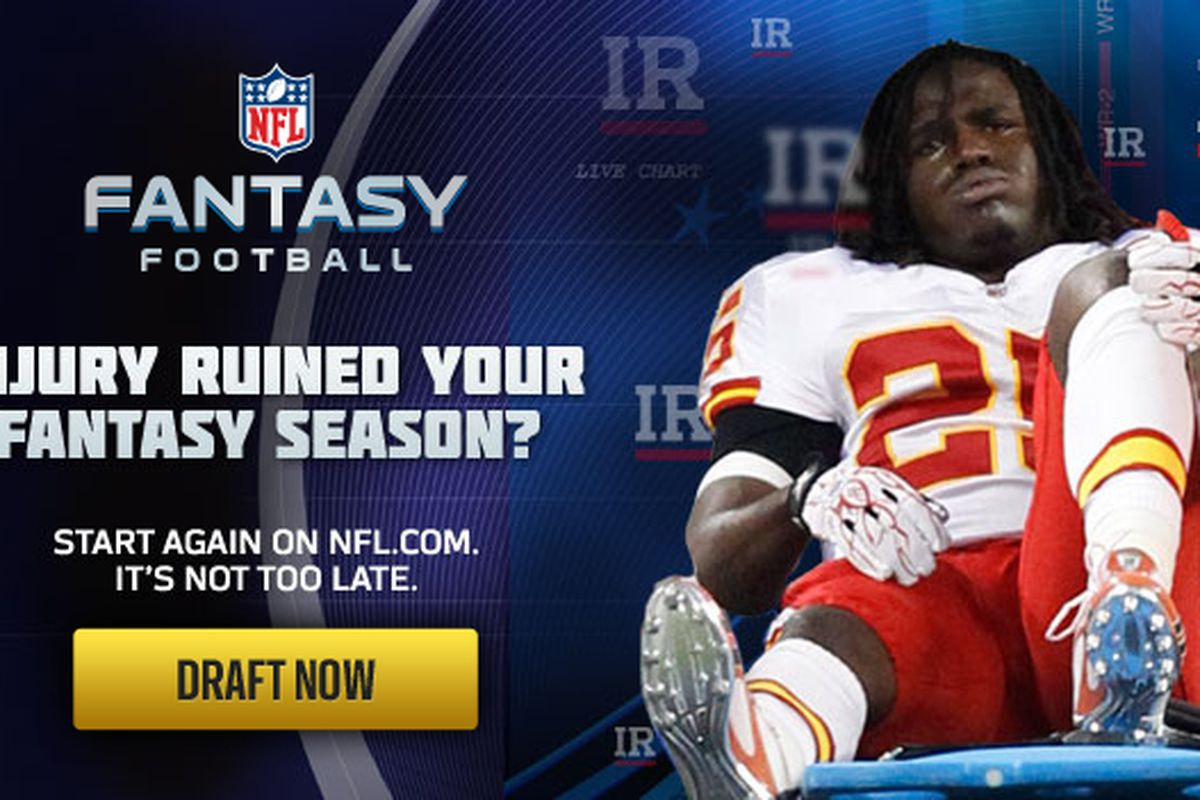 Nfl Com S Fantasy Football Ad With Jamaal Charles Arrowhead Pride
