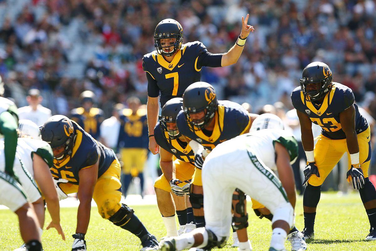 University of California v University of Hawaii - College Football Sydney Cup