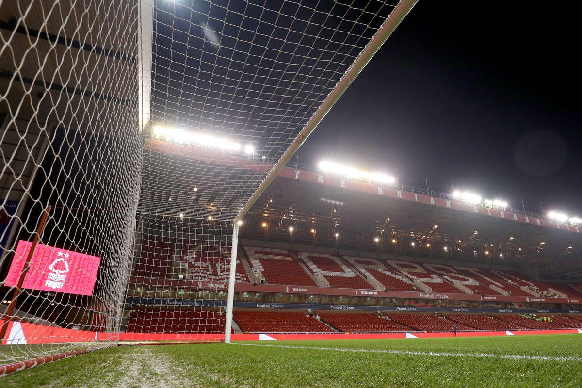 Nottingham Forest v Reading - Sky Bet Championship - City Ground