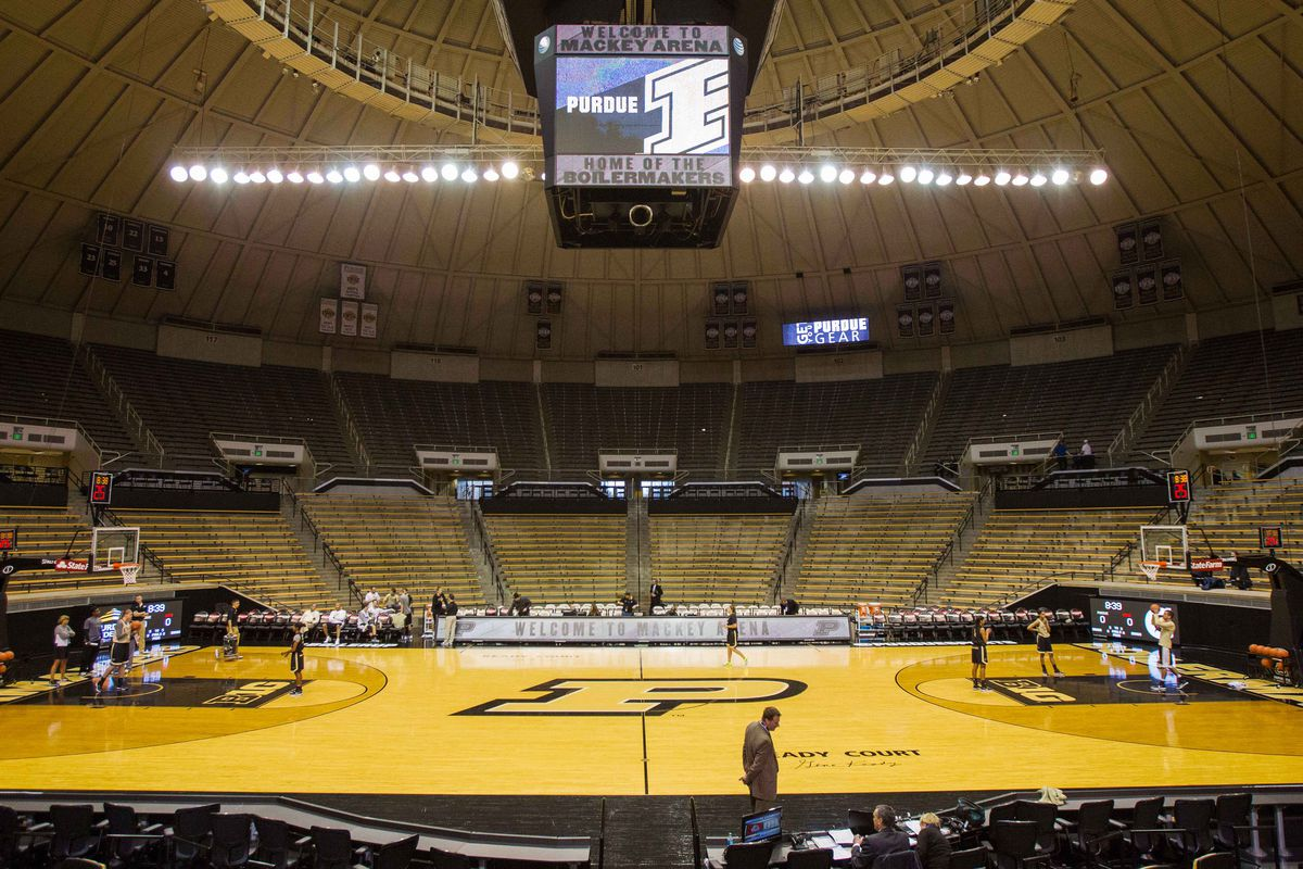 NCAA Basketball: Indiana - Purdue at Purdue