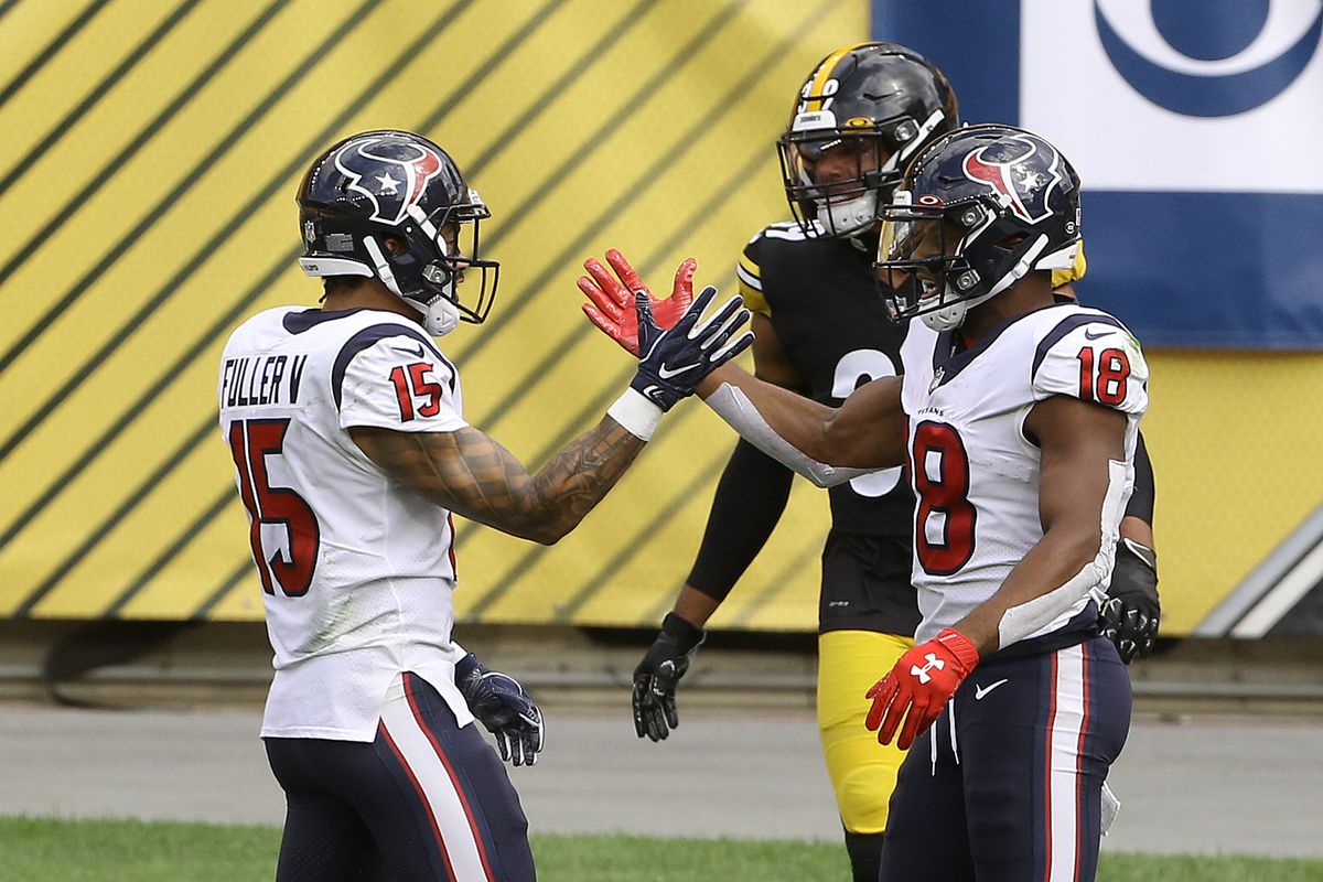 NFL: Houston Texans at Pittsburgh Steelers