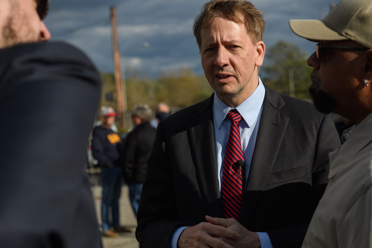 Ohio Democratic Gubernatorial Candidate Richard Cordray