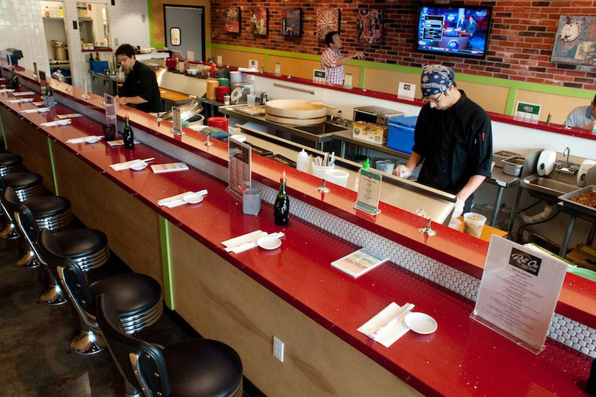 Austin's Roll On Sushi Diner.