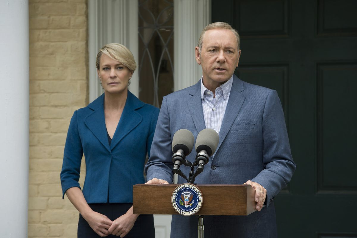 Not only was Kevin Spacey fired from House of Cards; he also was snipped from the new film All the Money in the World.