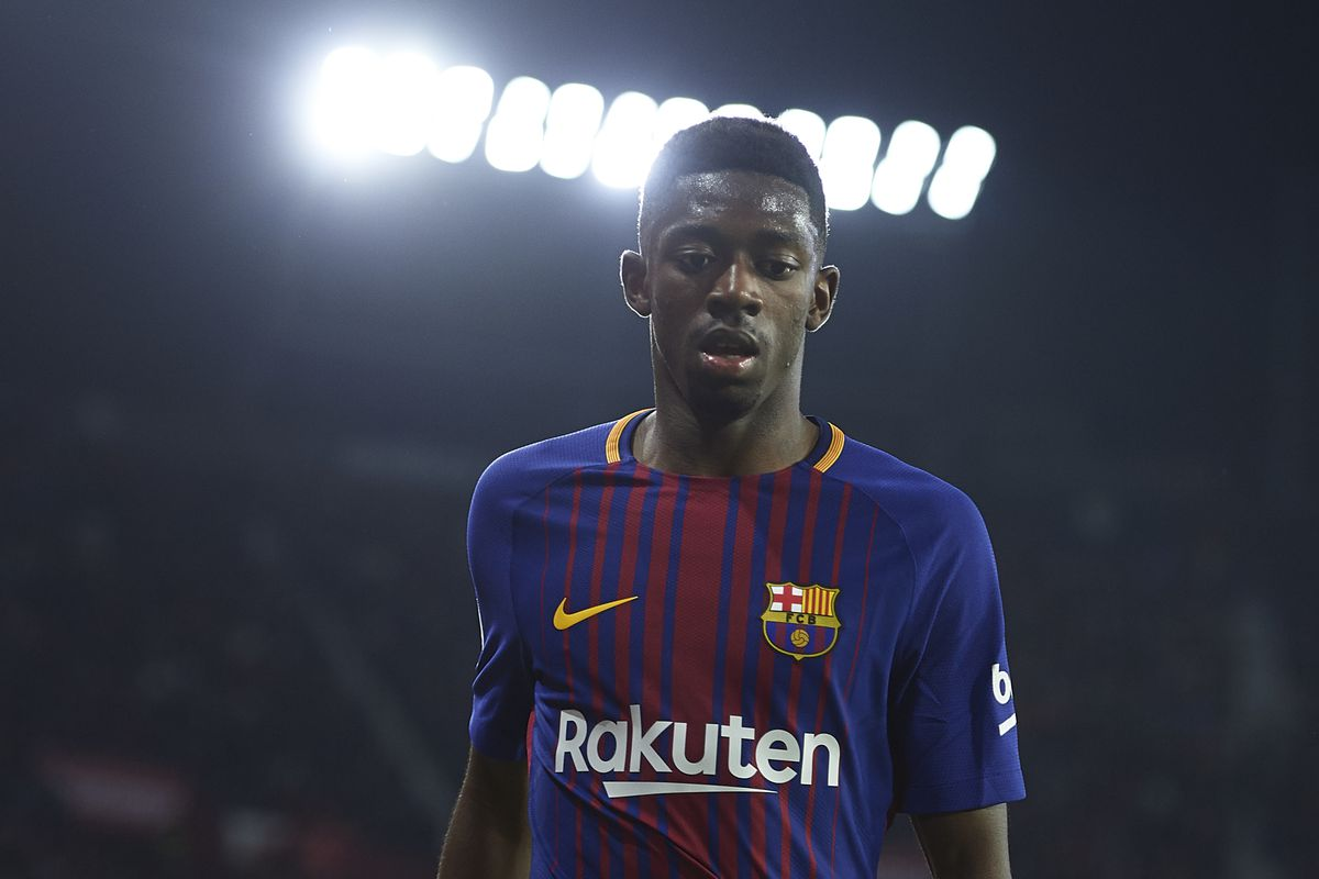 buy popular 87579 7c3f1 The importance of Ousmane Dembele for Barcelona's future ...