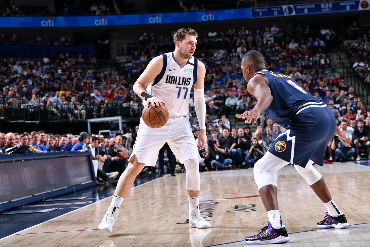 Denver Nuggets v Dallas Mavericks