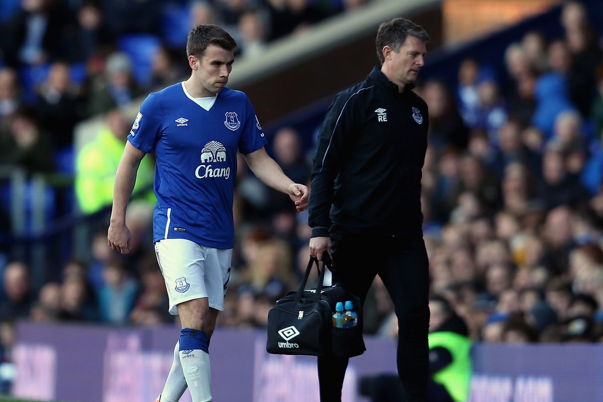 Seamus Coleman add to growing list of outside transfer targets.