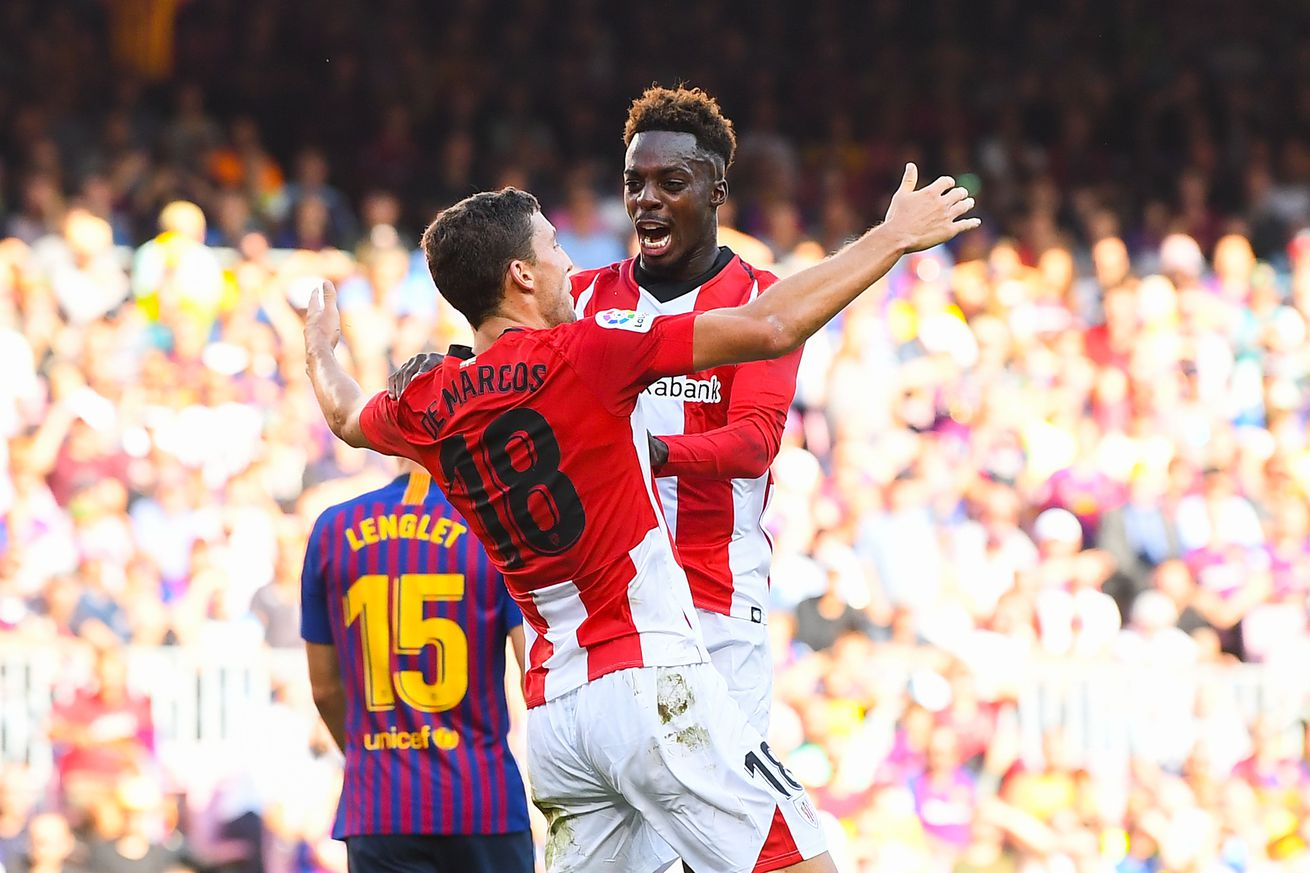 """What if Barcelona lose against Athletic Club"""""""