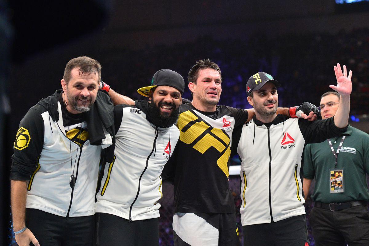 MMA: UFC Fight Night-Maia vs Brown