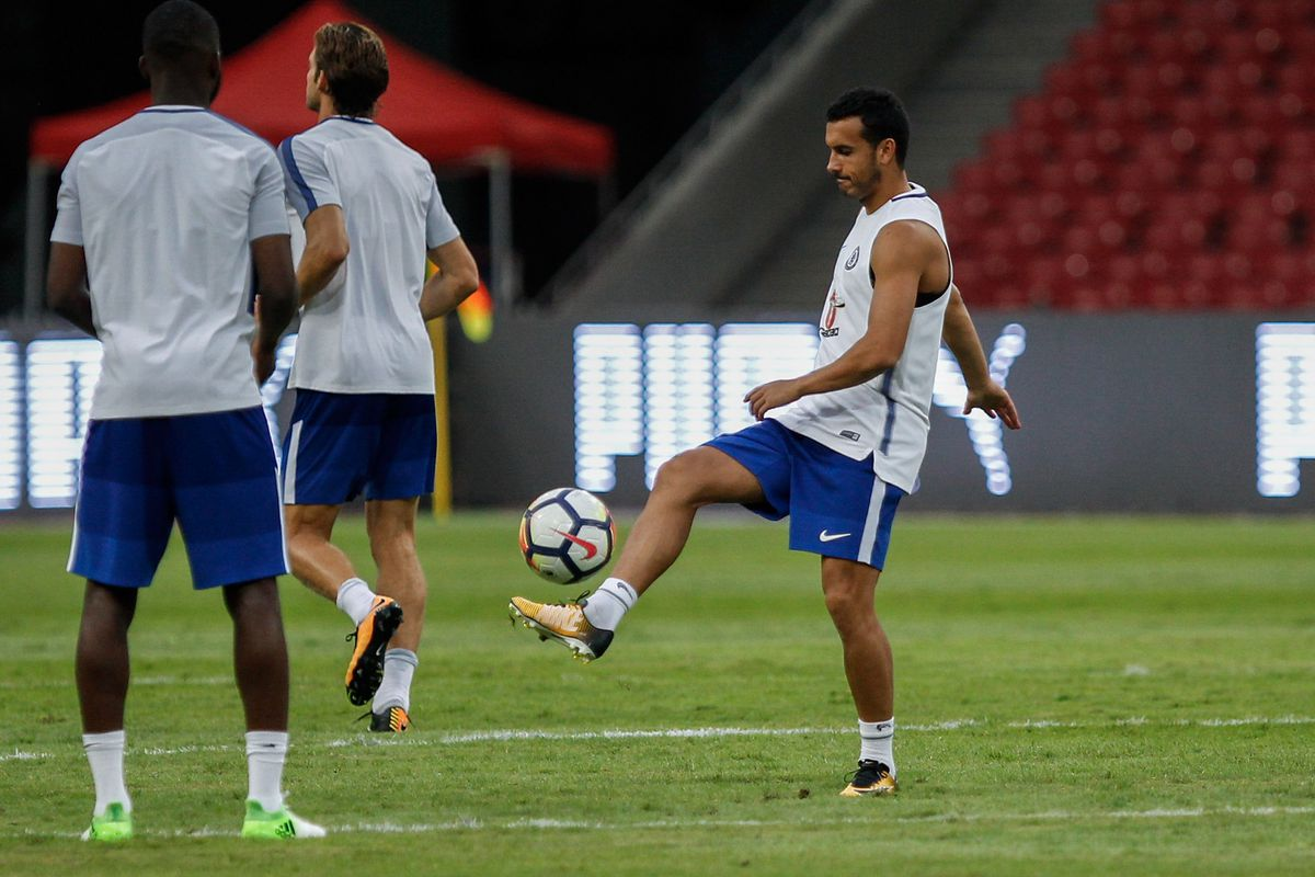 Pedro returns to London as head injuries worse than initially feared
