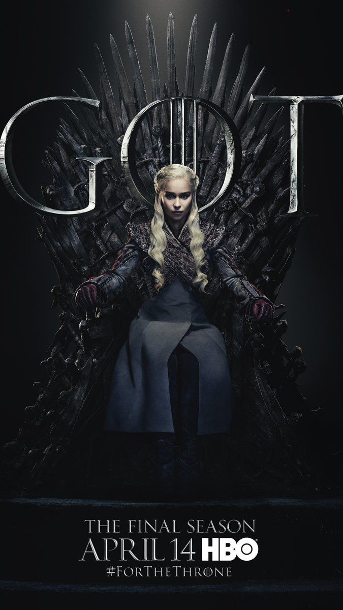 Do not mess with Daenerys Targaryen (Emilia Clarke), who is absolutely ready to take on the White Walkers. | HBO