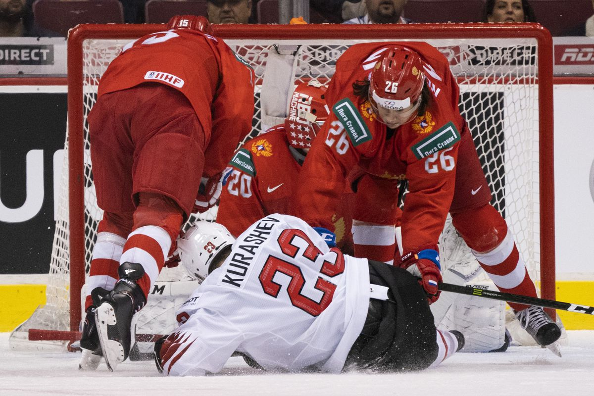 World Juniors 2019 Switzerland Fall To Russia In Bronze Medal Game