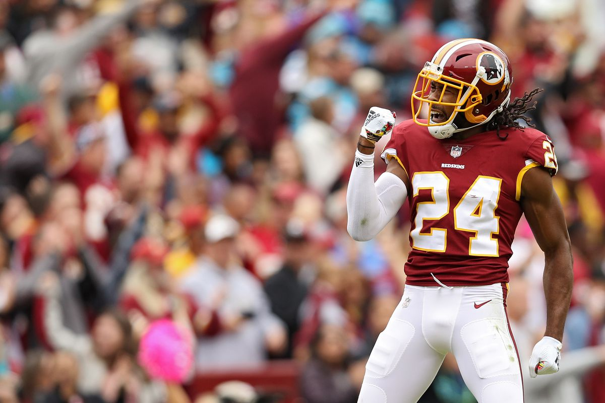 9cb0b16f What we learned from the the Redskins win over the Panthers - Hogs Haven