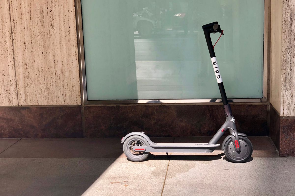 Electric Scooters For Sale >> Motorized scooters: San Francisco issues cease and desist ...