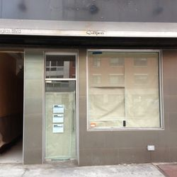 """Indian coming to Frederick Douglass Boulevard. [Photo: <a href=""""http://harlemcondolife.com/2013/04/17/new-indian-restaurant-coming-to-fdb/#.UXGD7YJpsy4"""">Harlem Condo Life</a>]"""