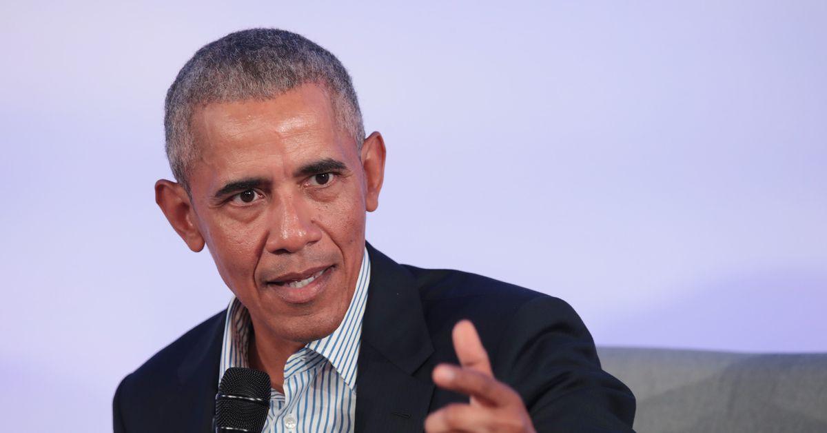 Obama calls Trump Administration's COVID-19 response 'chaotic disaster'