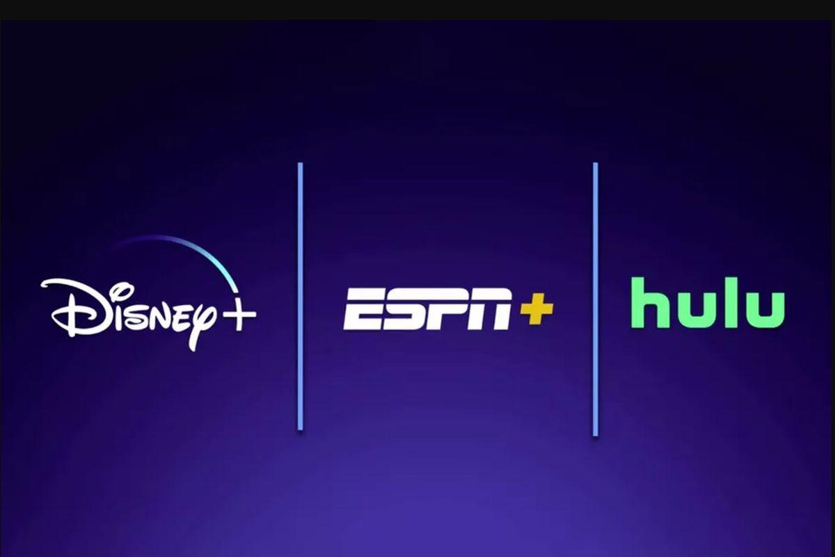 Disney Disney+ Hulu ESPN+ ESPN