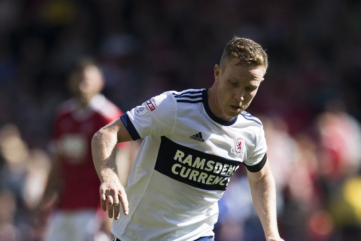 Adam Forshaw set to join Leeds from Middlesbrough after passing medical