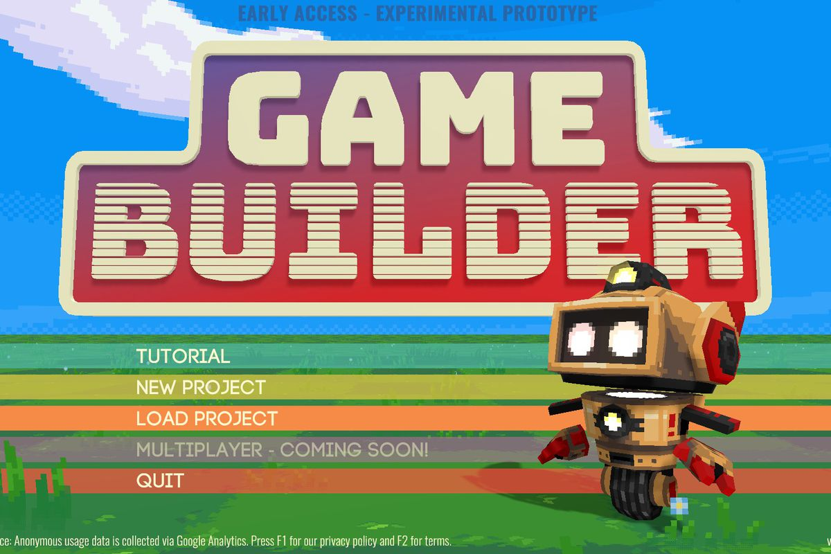 New To You >> Google Made A Video Game That Lets You Build Video Games
