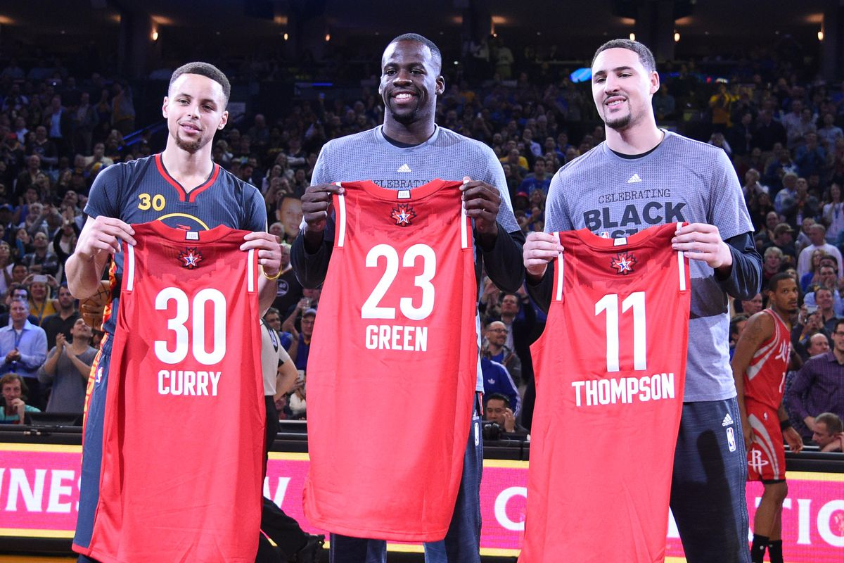 The Warriors have three All-Stars. The Hornets have none. There's always next year.