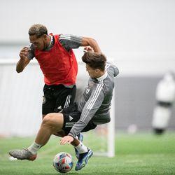 Jose Martinez and Matej Oravec