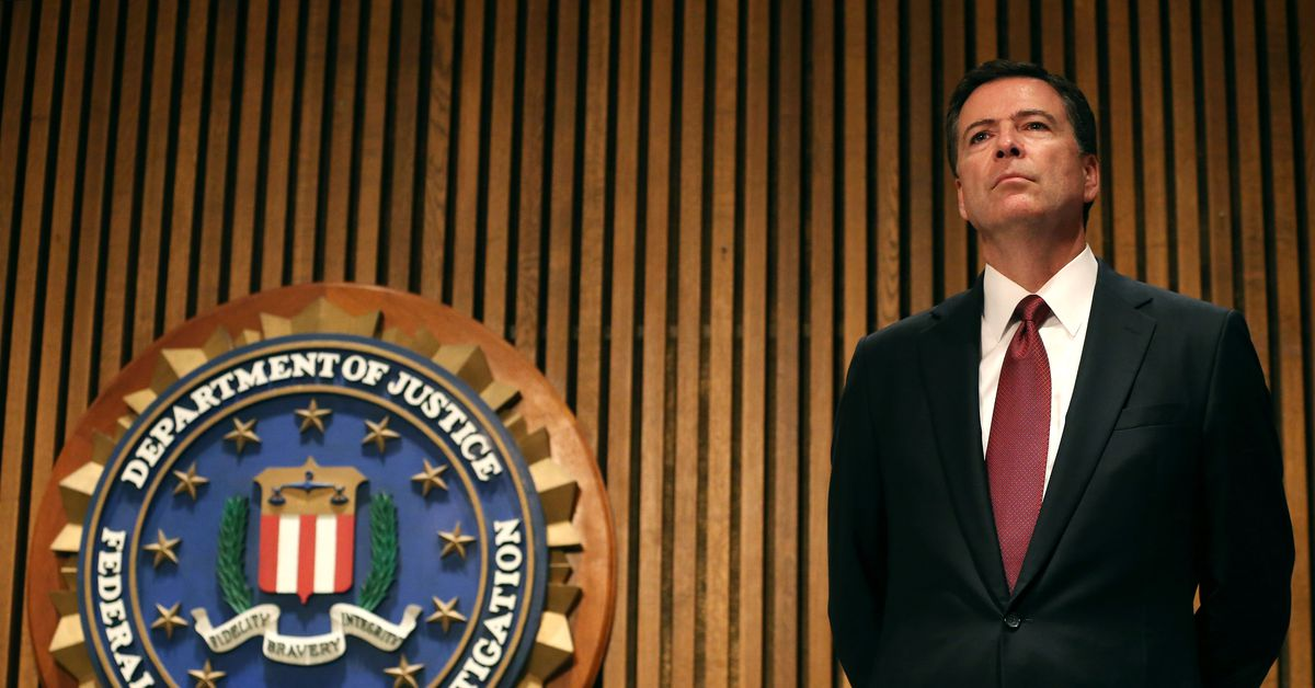 "Comey interview: ""I thought David Petraeus should have been prosecuted"""