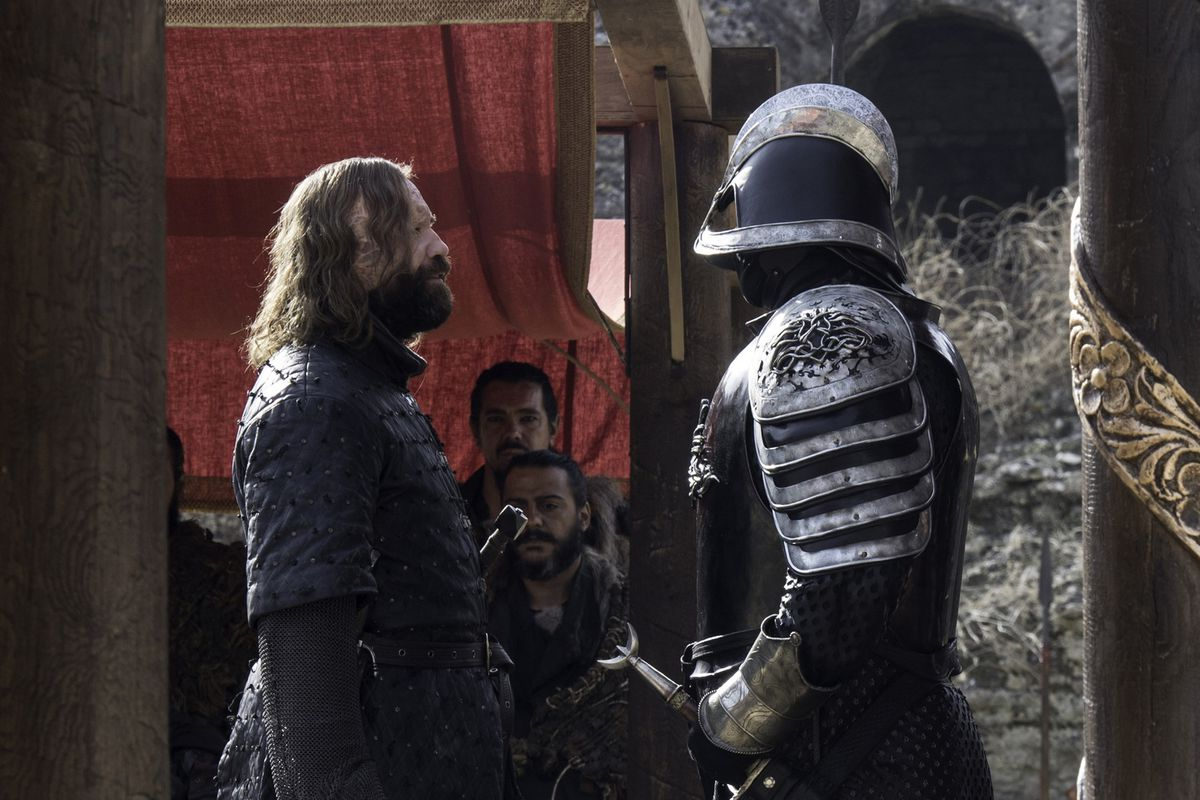 Game Of Thrones Season 8 Why Cleganebowl Will Be So Cathartic For