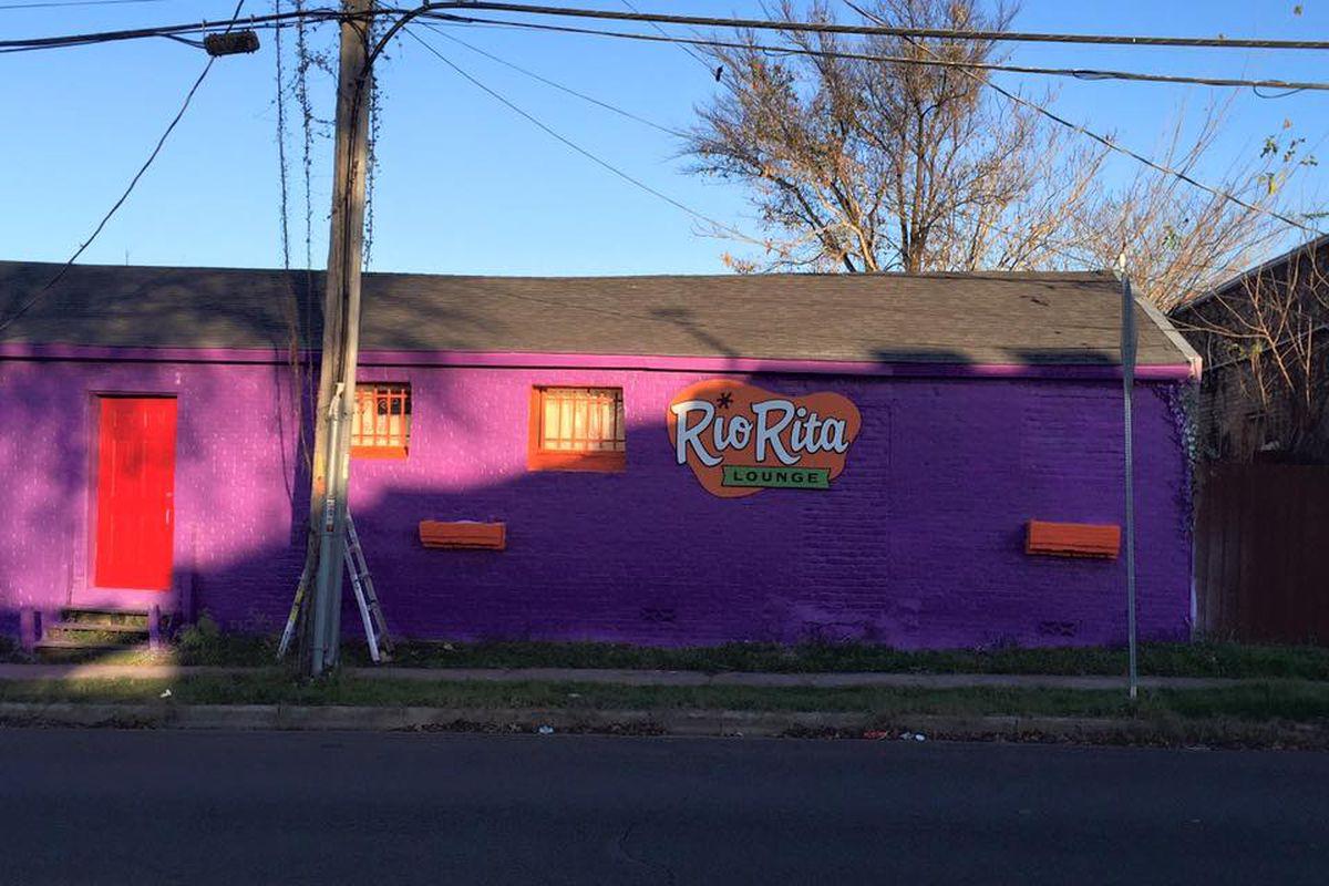 Rio Rita's new home