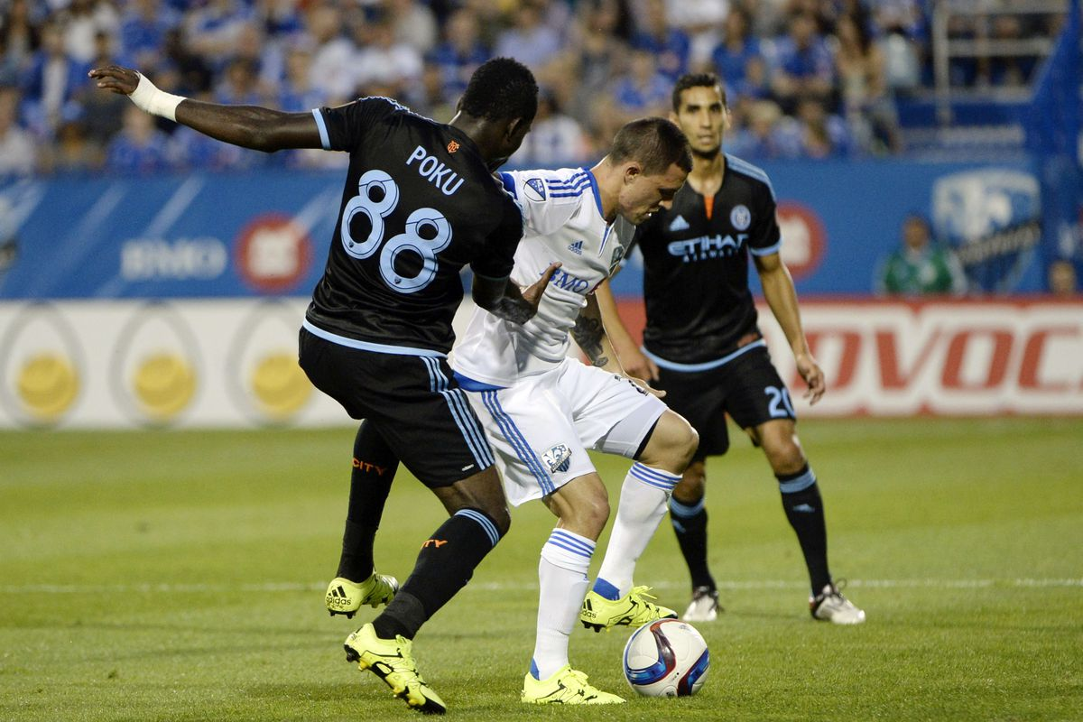Yer gonna get it, and Poku's gonna give it to ya.